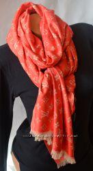 Стильный  шарф Louis Vuitton палантин