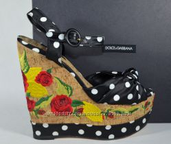Новинка Босоножки  Dolce&Gabbana 35-40р