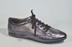Кожаные удобные туфли мокасины Big Rope 35р
