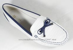 Балетки лоферы женские кожаные Reliss 36р