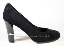 Кожаные качественные туфли Malrosti 35-40р