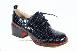 Стильные лаковые туфли Magnori новая коллекция
