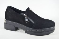 Новая модель кожаные туфли  Sina 36-40р