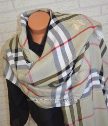 Стильный аксессуар палантин шарф Burberry