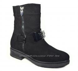 Зимние стильные ботинки Molly Bessa 36-40р