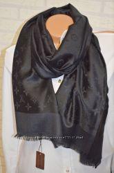 Классический стильный шарф палантин  Louis Vuitton