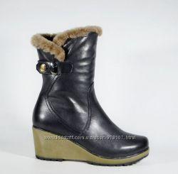Зимние качественные ботинки Gotti 36, 37, 39р