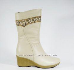 Качественные теплые ботинки Gotti зима
