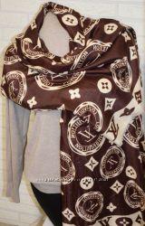 Шарф платок палантин Louis Vuitton