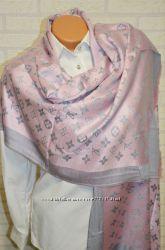 Шикарный шарф палантин  Louis Vuitton