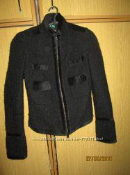 Распродажа. Фирменный шерстянной пиджачек Benetton