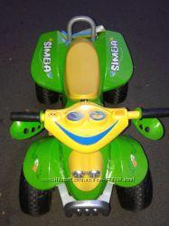 Машина на аккумуляторе Simba