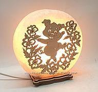 Соляная Лампа для себя или на подарок. Маленькая , соляная шахта на дому.