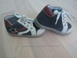 Новые ботиночки Германия 25 р. на стильного парня