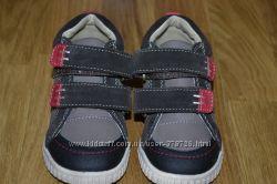 Кожаные туфли на мальчика UMI