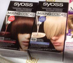 Syoss Mixing Colors, Swarzkopf Perfect Mousse Германия Оригинал