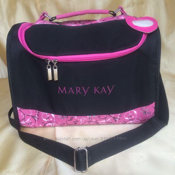 376534c7fff4 Mary Kay кейс чемодан для косметики. Аксессуары - Kidstaff   №20684780