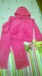 Спортивный костюм на девочку р. 104-110  4Т