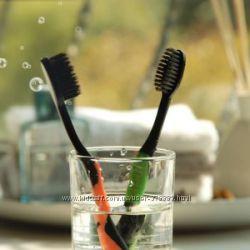 Бамбуковые Nano щетки с угольным напылением в наличии