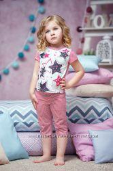 Пижамы для девочек рост 110-122см в наличии