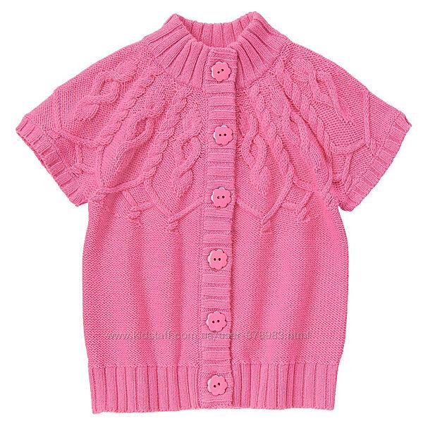 Жилет-свитер от Gymboree США для девочек 3-4 года