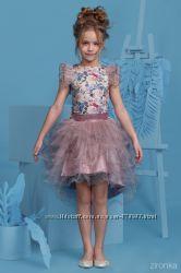 Нарядные платья-комплекты для девочек рост 128см. 134см в наличии
