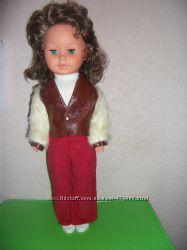 Куклы СССР, много