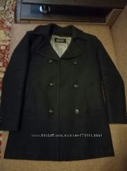 Пальто мужское демо-утепленное, р. 48-50