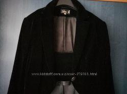 Вечерний женский наряд Тм Space, платье, костюм