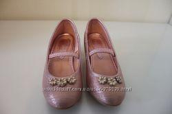 Нарядные туфли для принцессы 15, 5 см