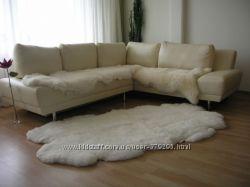 Ковер из овечьих шкур, прикроватный коврик, ковры