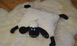 Мягкая игрушка-подушка баранчик Шон
