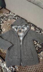 Куртка кофта на 128рост