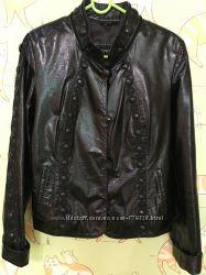 Кожаная куртка, пиджак. Пересылка НП в подарок
