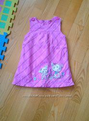 Платье CHEROKEE теплое, в отличном состоянии