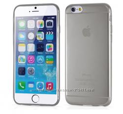 Силиконовый чехол отличного качества для Apple iPhone 4, 4S, 5, 5S