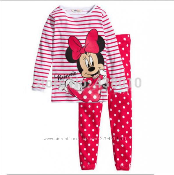 Качественные пижамки с Минни Маус