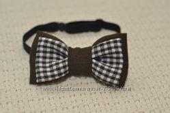 Бабочка-галстук ручной работы