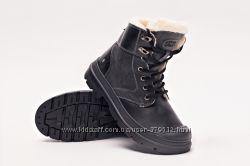 Зимние теплые ботинки QUEBEC на 24 см