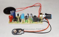 Набор радиодетелаей Пират для металлоискателя