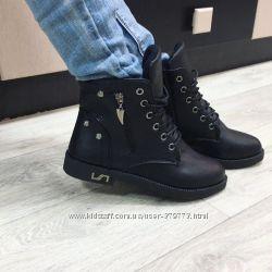Женские осенние сапоги, ботинки