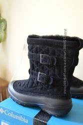 Columbia зимові ботінки оригінал Omni-Heat всі розміри  Для мальчиков и
