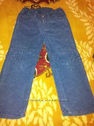 вельветовые джинсики