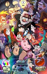 Гравити Фолз Gravity Falls Плакаты