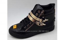 Новые стильные ботинки деми 40р