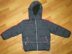 куртка John Lewis р. 110-116см теплая зима-холодная осень