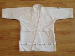Кимоно кофта очень плотная, Decathlon Domyos, р. 150, хлопок, Пакистан095