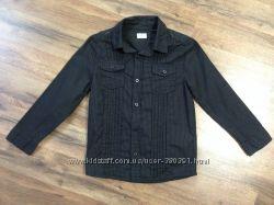 Рубашка F&F для мальчика, р. 122, 6-7лет, хлопок, сост. нов.