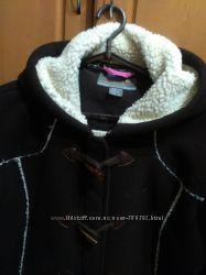 Курточка под замш на меху р. 18 евро  Regatta