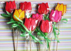 Пряники Цветочное настроение